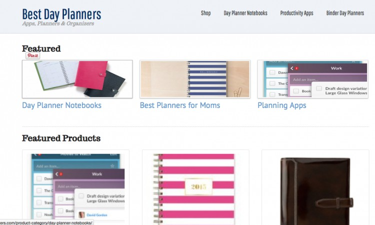 Best Day Planners